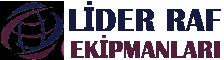 Bursa Lider Raf Ekipmanları Tel: 0545 431 57 02